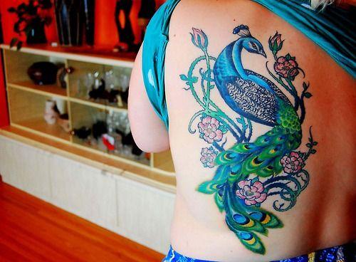 ab fab peacock tat