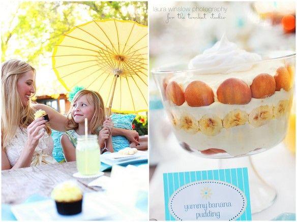 Charming Yellow & Blue Easter Brunch for HGTV | The TomKat Studio