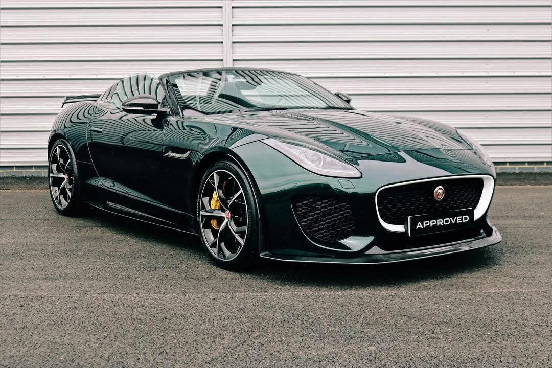 Jaguar F Type Svr Air Inductions Modified From Upgraded R Jaguarclassiccars Jaguar Car Jaguar F Type Jaguar