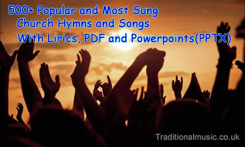 280 Christmas Hymns and songs with PowerPoints and PDF, title: Gather  Around The Christmas