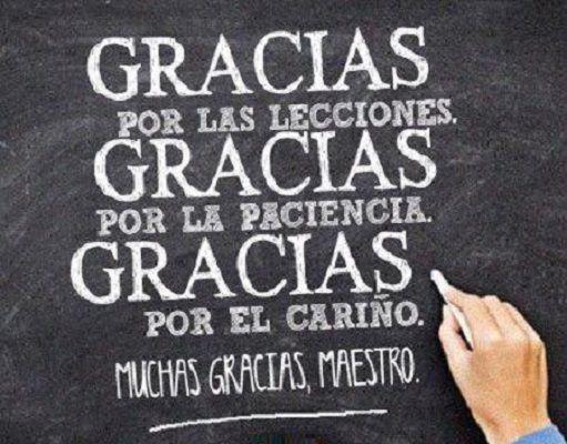 Postales Para Felicitar A Maestros Y Profesores