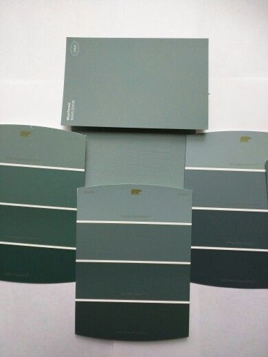 Farrow And Ball Oval Room Blue Vs Similar Behr And Glidden Paints Clockwise From Top 1