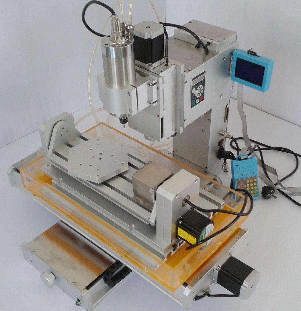 3040 Column 5 axis CNC precision ball screw CNC engraving