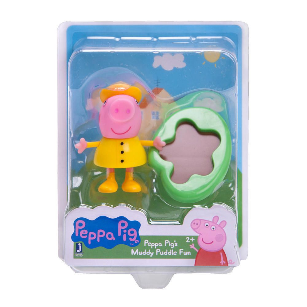 Peppa Pigs Muddy Puddle Fun Set Newsealed Toys Nick Jr Ages