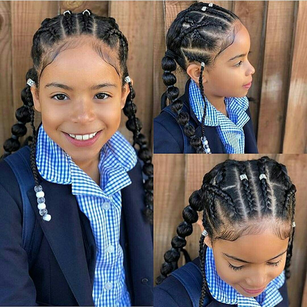 Hairstyles For Short Natural Hair For School References