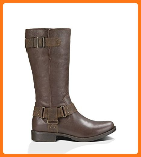 d02141114e7 UGG Women s Damien Lodge Leather Boot 10 B (M) ( Partner Link)
