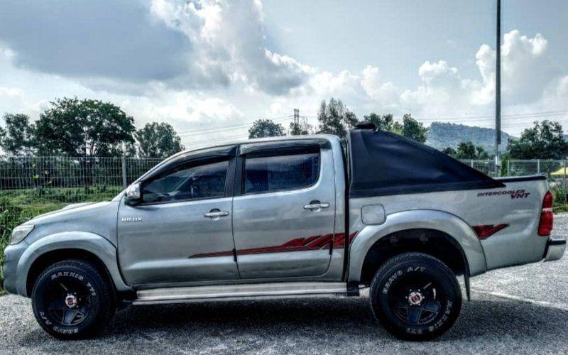 Kajang Selangor For Sale Toyota Hilux Vnt 2 4 Mt 4x4 Diesel Turbo