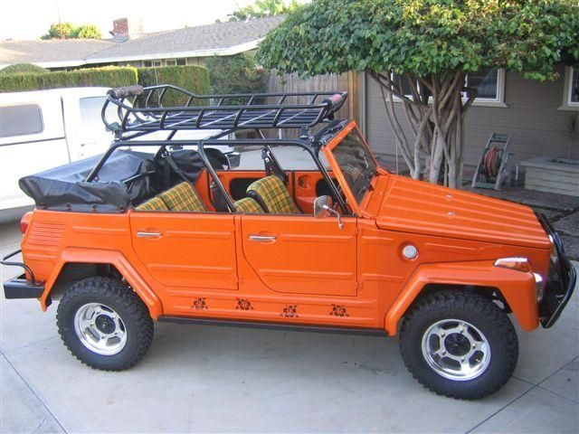 Reader's Rides - View topic - Thing, Trekker, 181 ....Let's see um!