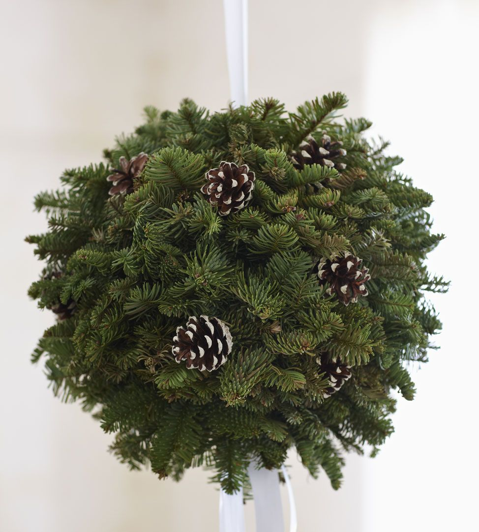 Canadian Kissing Ball | My Traditions | Pinterest | Christmas ...