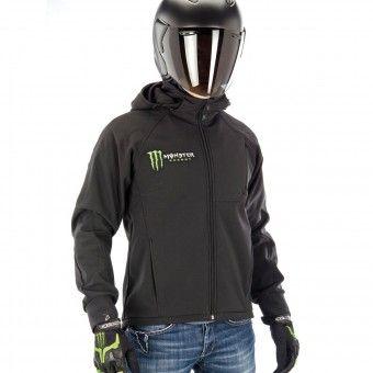 Blouson moto cuir alpinestar monster