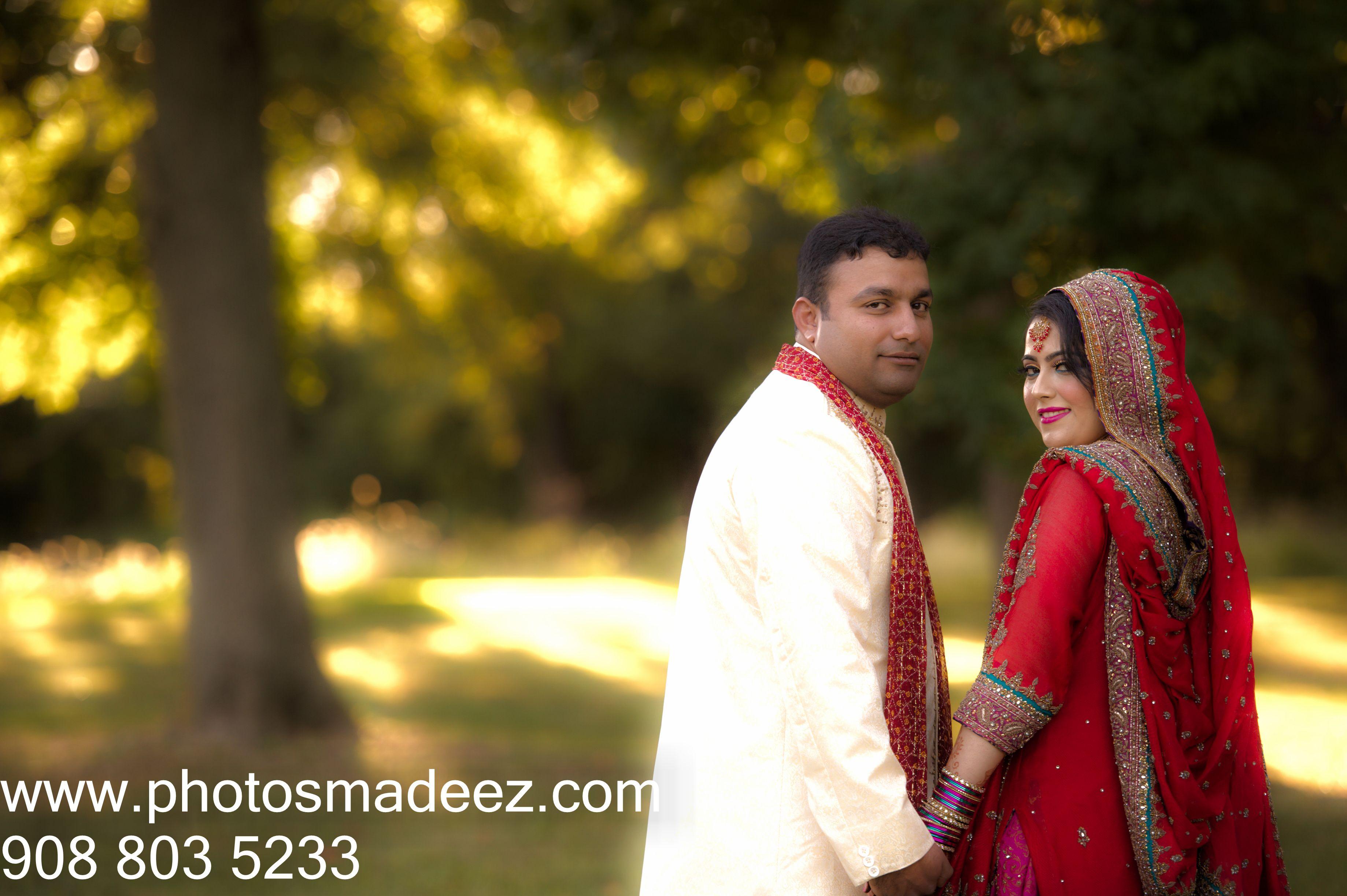 Pakistan Wedding - Muslim Bride and Muslim Groom in Ruksati
