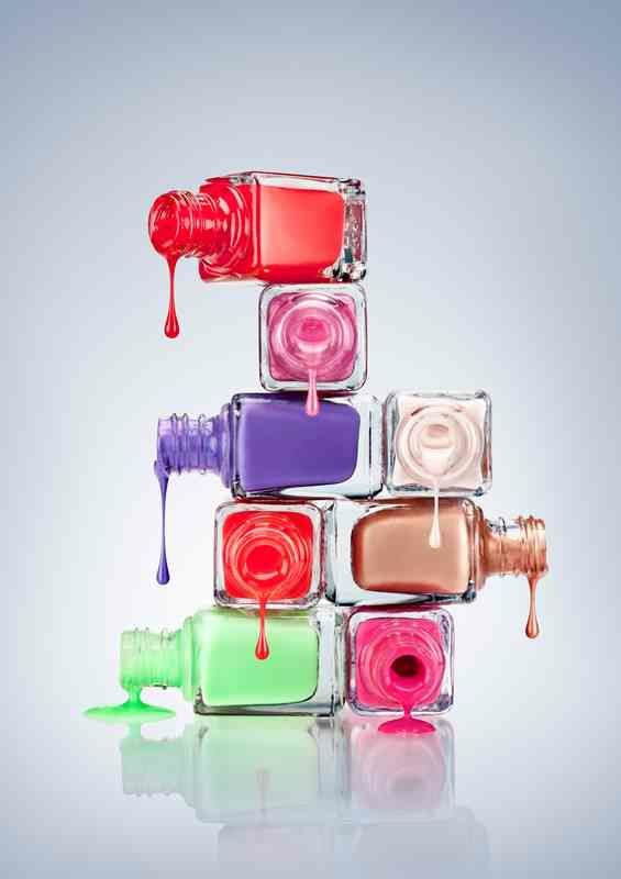 1366x768 Nail Polish Bottle Dripping If You Re A High