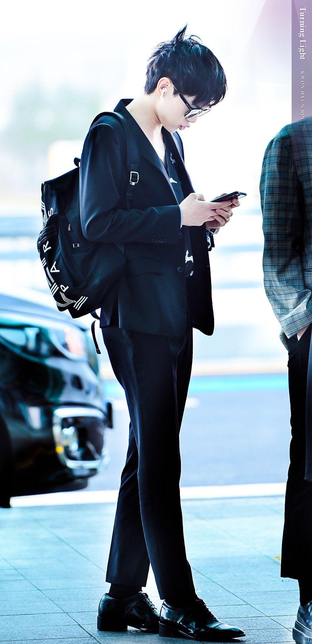Kwon Hyunbin 可愛い