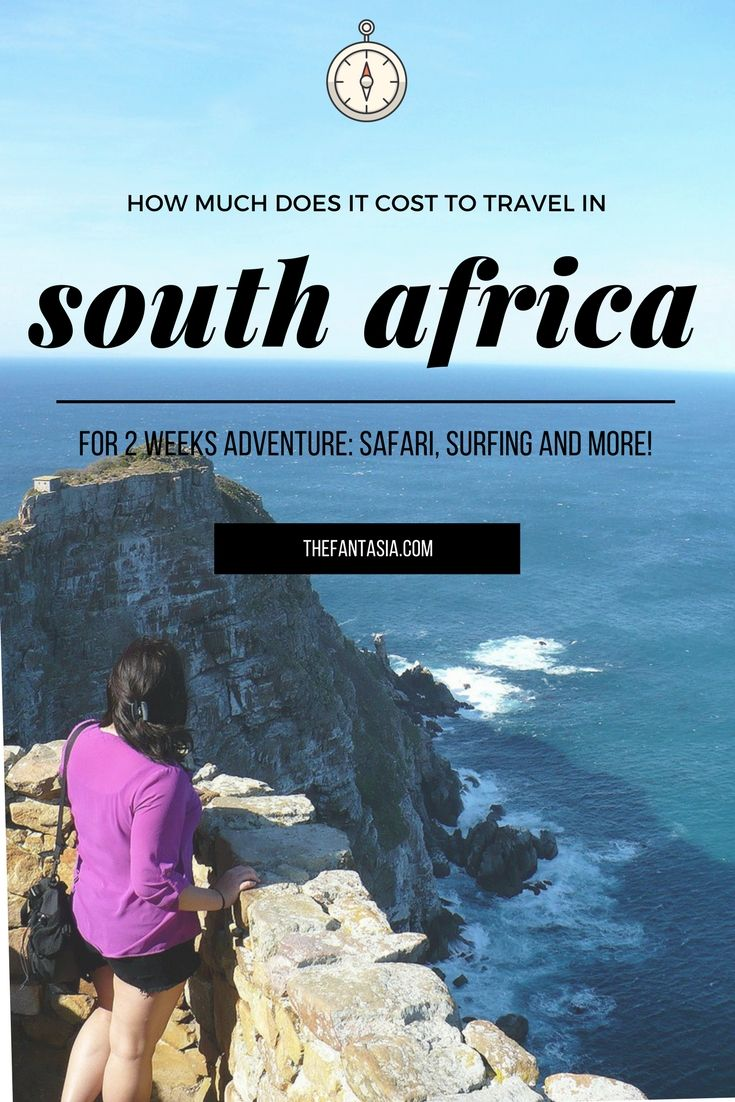 How Much Does it Cost to Travel in South Africa? | The ...