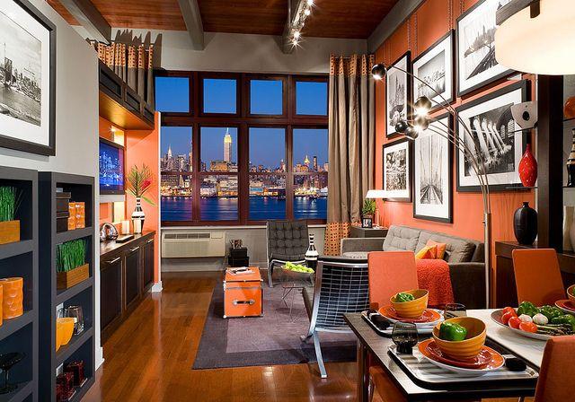 Hudson Tea Unit A Living Dining Interior Design Interior