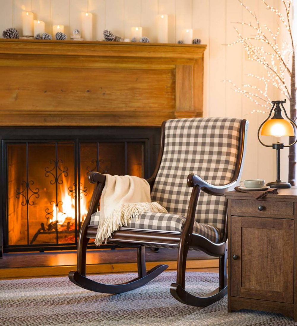 Our Heirloom Quality Turkey Cove Rocking Chair Has A Timeless Design For Favorite Chair Relaxation The Solid Birch Hard Wood Rocking Chair Rocking Chair Chair