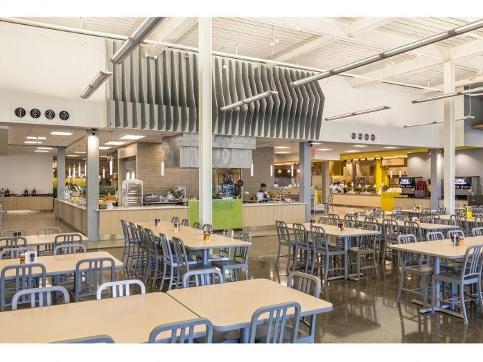 Penland Hall Baylor University Arizona Interior Design University Interior Design Cafeteria Design