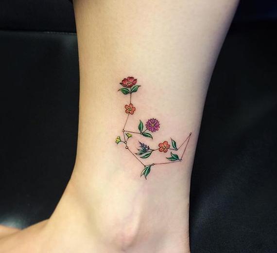a02294266a ... Paro Anklet  Tattoos