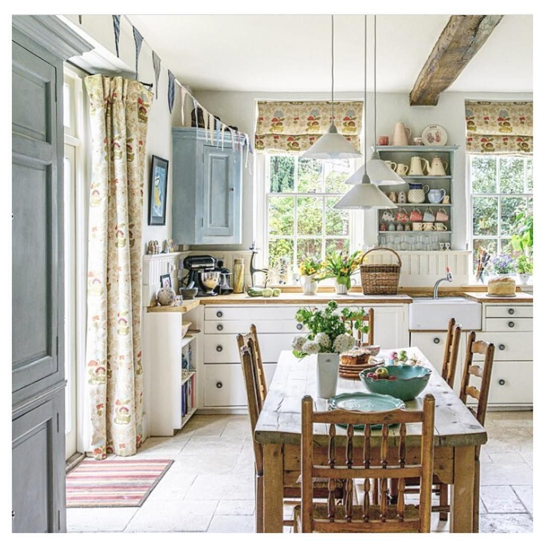 """Arredamento Shabby Toscana serendipity loves on instagram: """"lunch ~ love this #country"""