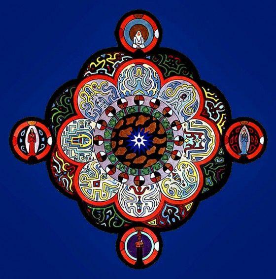 Carl Jungs Psychological Diagnosis Using Mandalas Http