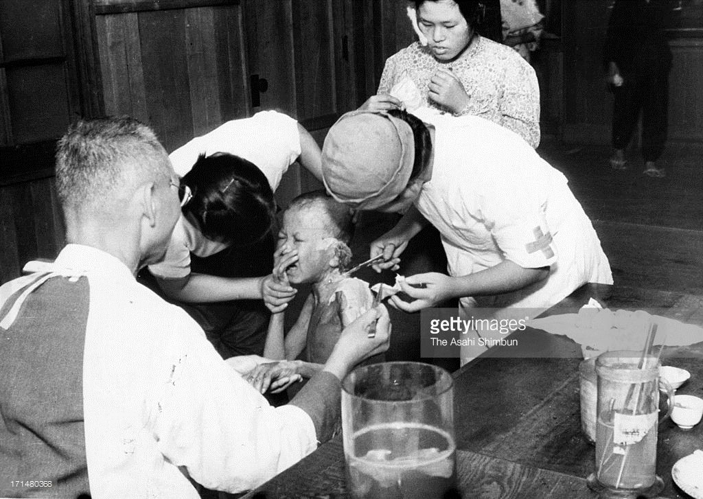 American mutilation of Japanese war dead
