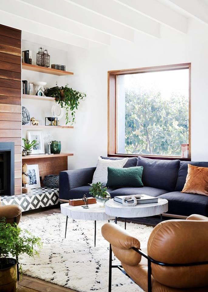 shelving built ins mid century modern living room in 2019 home rh pinterest com