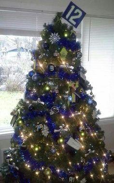 Seahawks Christmas Tree.Seahawks Christmas Tree Google Search Holiday Decor