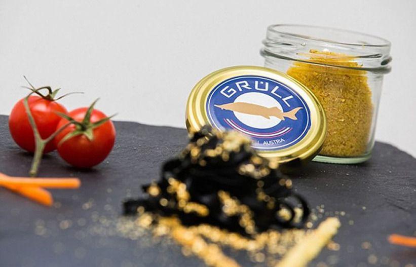 Extraño Caviar Con Oro Blanco Es La Comida Más Cara Del Mundo - A $112,000 Por Kilo