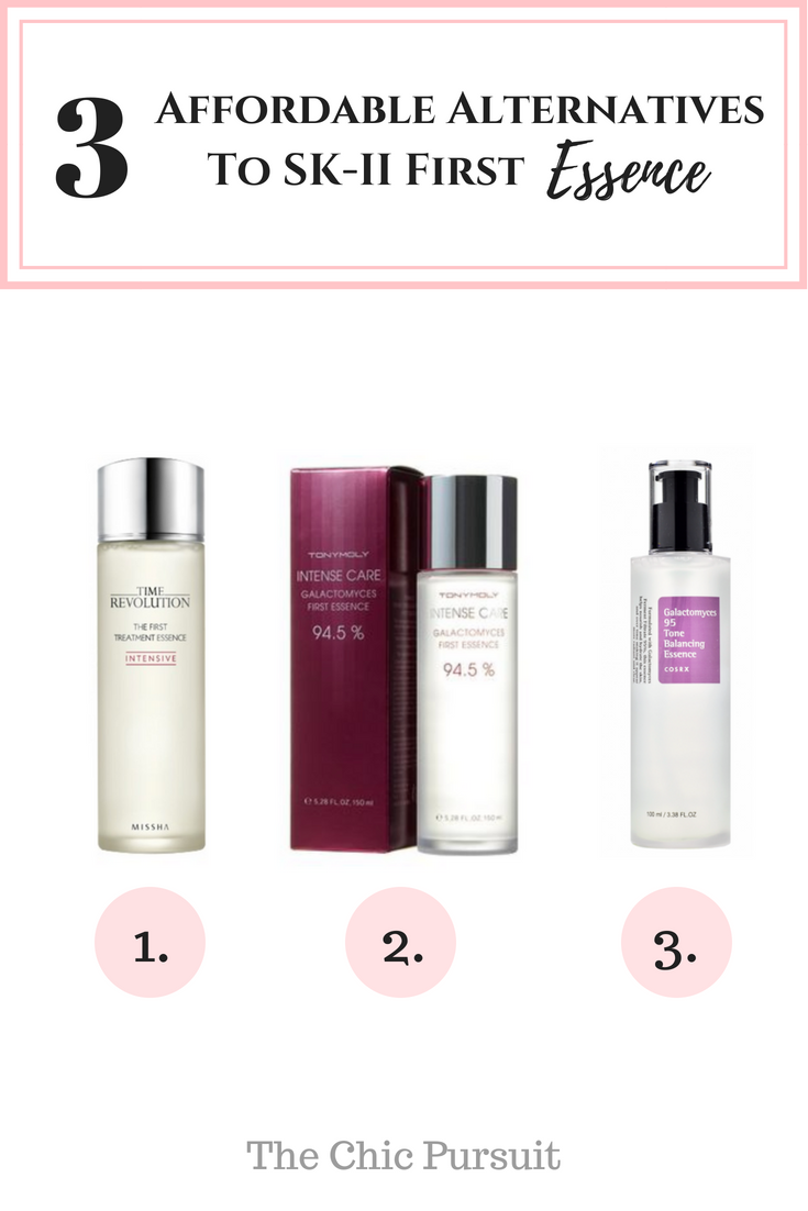 3 Best Products Similar To Sk Ii First Essence Toner Japanese Skincare Skin Care Skin Care Secrets