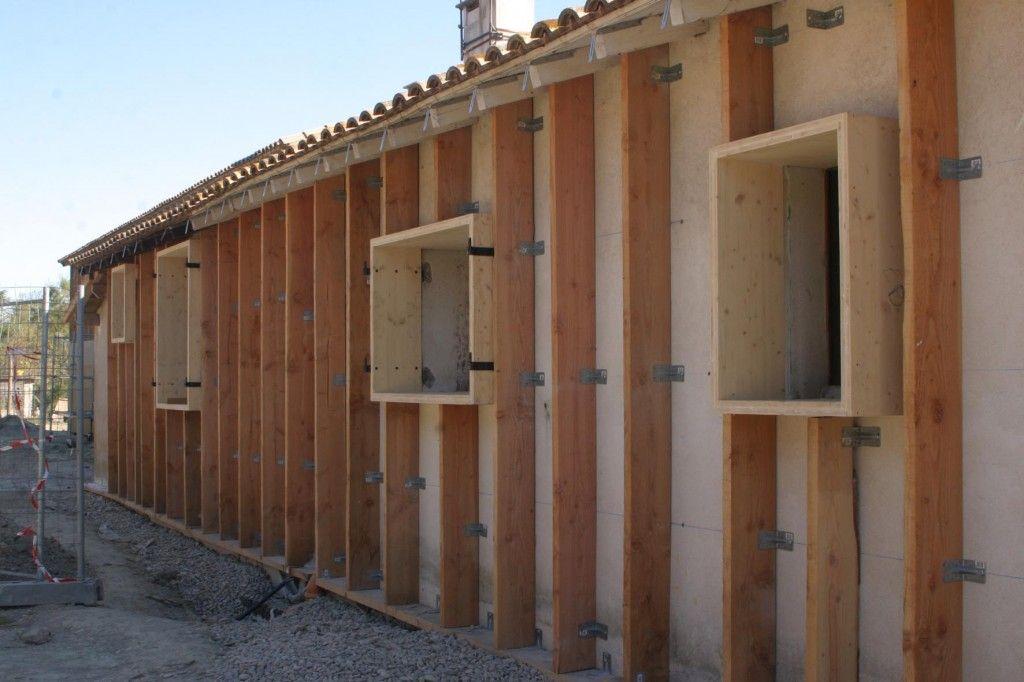 comment isoler un mur bricolage pinterest mur isolation et isolation exterieur. Black Bedroom Furniture Sets. Home Design Ideas