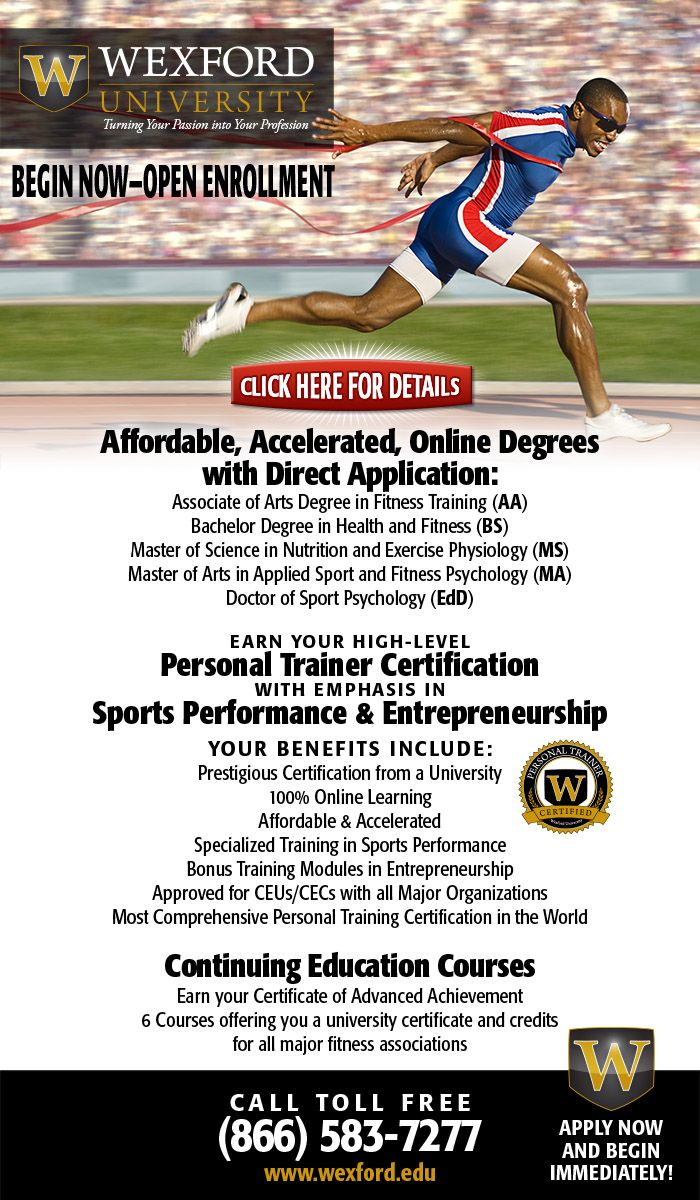 New Nesta Personal Trainer Certification Ncca Accredited And 100