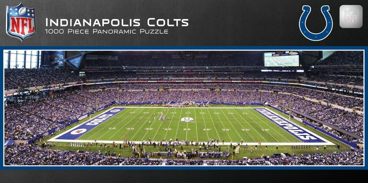 NFL Indianapolis Colts - 1000 Piece Jigsaw Puzzle