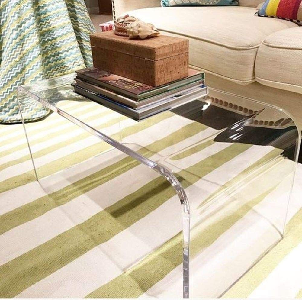 Brilliant Edge Shine From Premium Made In Usa Raw Acrylic Sheet Material Photos Are Submissions By Purchasers Of This Table Shippin Deco Maison Deco Maison