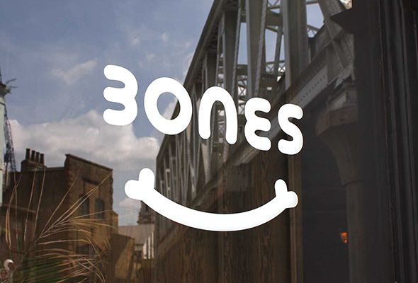 Picture of 2 designed by Burgess Studio for the project Bones. Published on the Visual Journal in date 28 July 2014