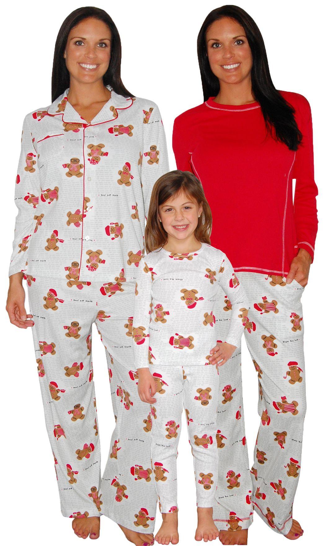 6cfb14f8b Matching Family Pajamas - A Holiday Tradition and Hot Christmas ...