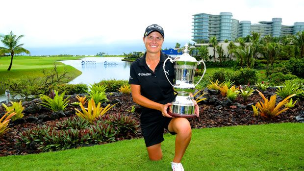 Congratulations to Lee-Anne Pace for winning at Blue Bay