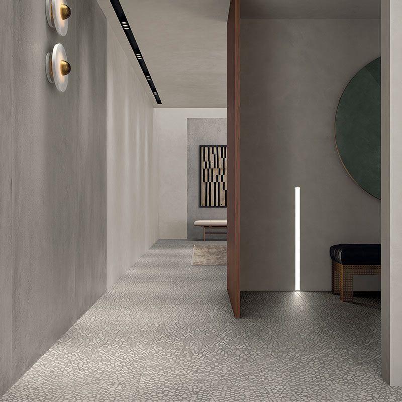 Lea Ceramiche Concreto Zoom Foam Glow 60 x 60 cm in 2020