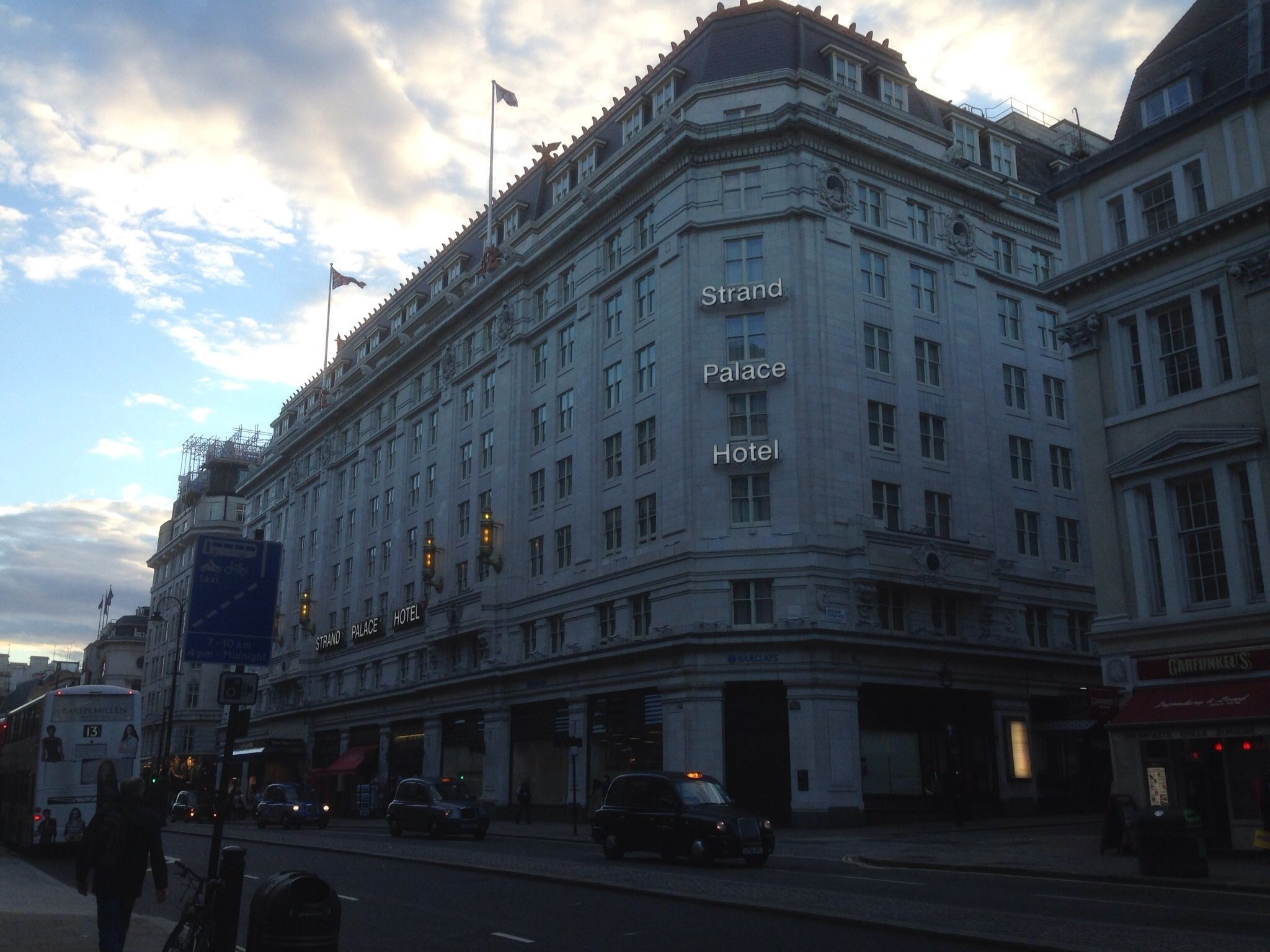 Strand Palace - London, UK
