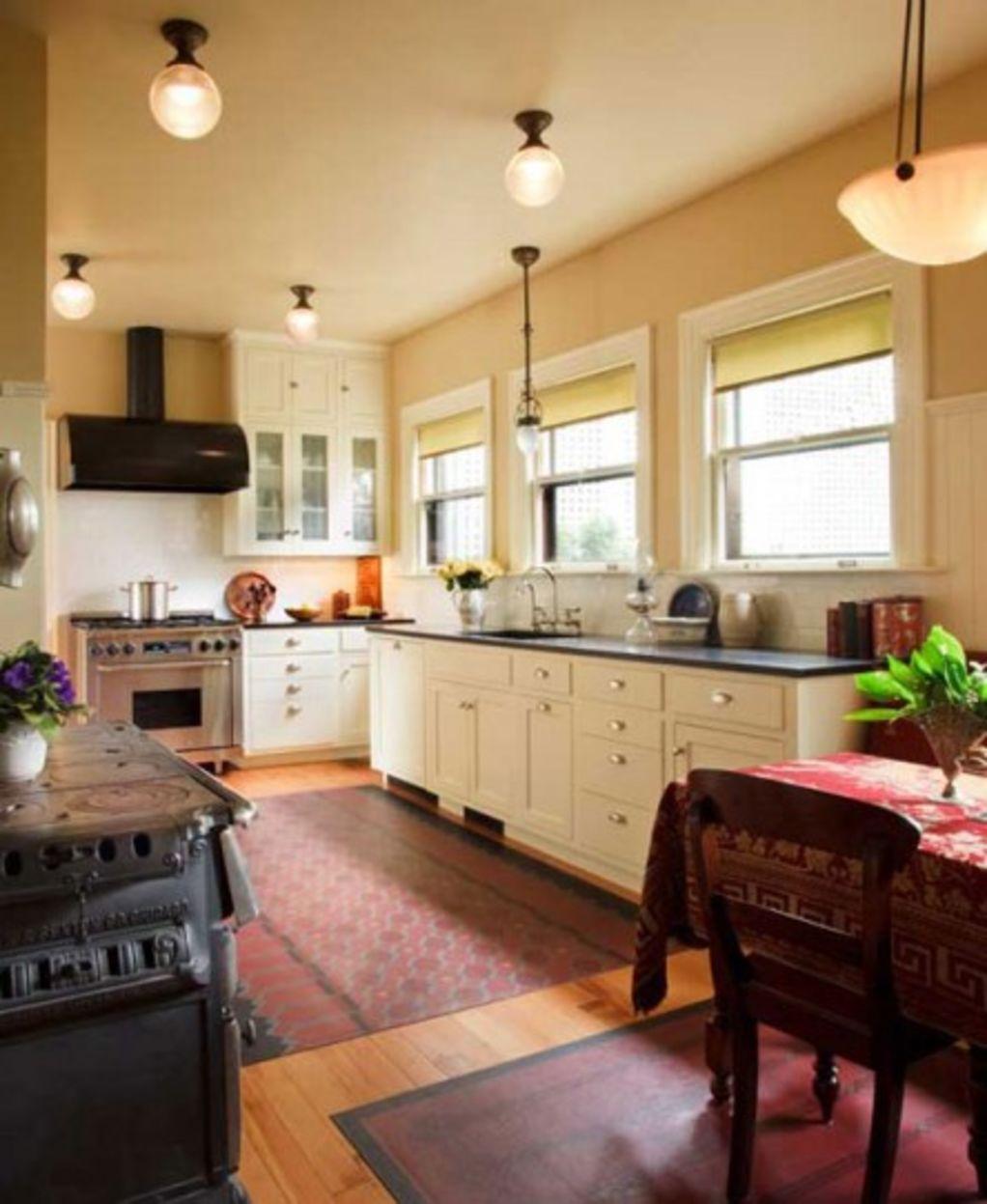 1920s Kitchen Curtains: Bungalow Kitchen, 1920s Kitchen