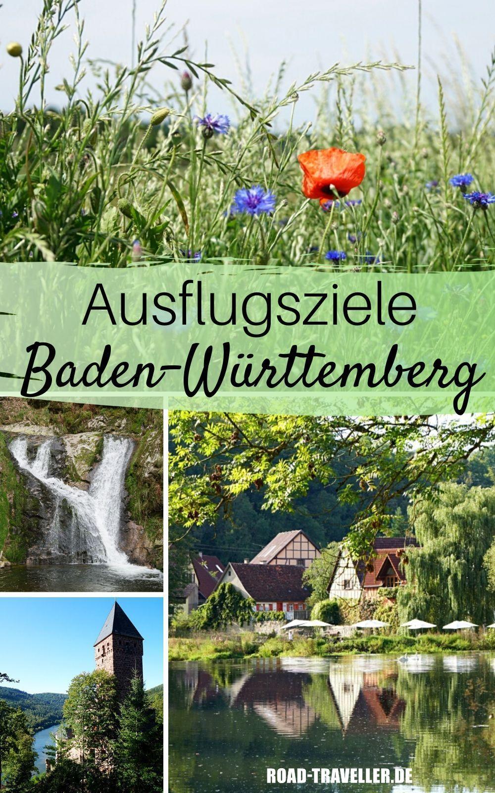 Baden-Württemberg: Tipps für Urlaub, Ausflugsziele & Wanderungen