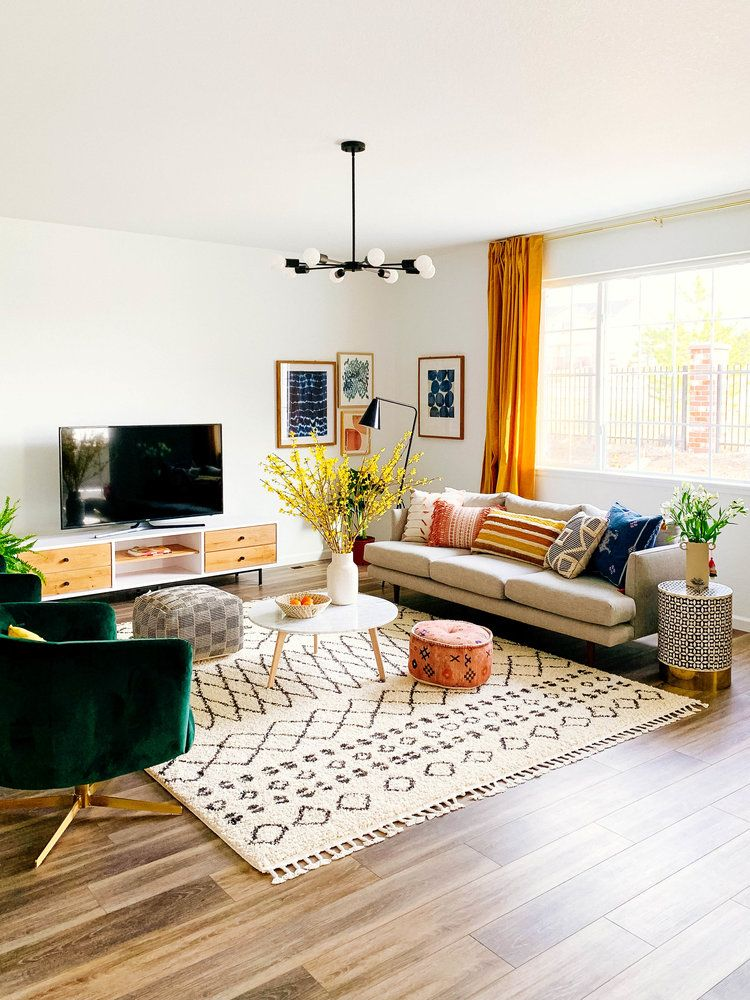 10 Best New Color For Living Room