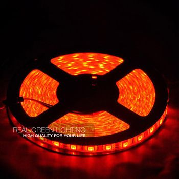 Outdoor Use Waterproof Ip65 Red Smd 5050 12v Led Strip Lights Led Lights Led Light Strips Strip Lighting