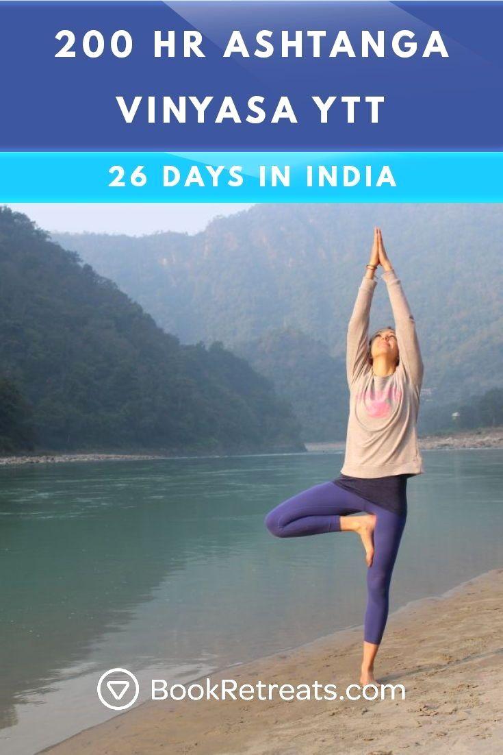 Yoga Book | Vinyasa yoga teacher training, Ashtanga ...