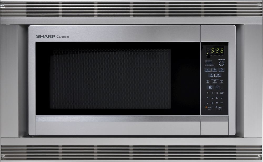 Trim Kit For Sharp R 551zs Microwaves