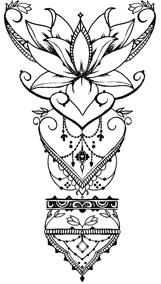 Photo of Indian ornament tattoo – #indiano #ornamento #tattoo – – #indiano #ornamento #Tattoo