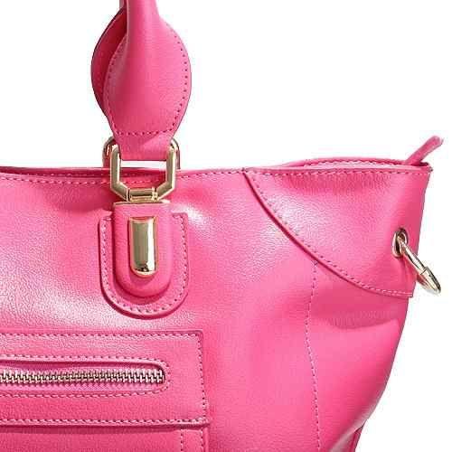 De venta tambien en http://articulo.mercadolibre.com.mx/MLM-422640754-bolsa-de-piel-color-rosa-_JM