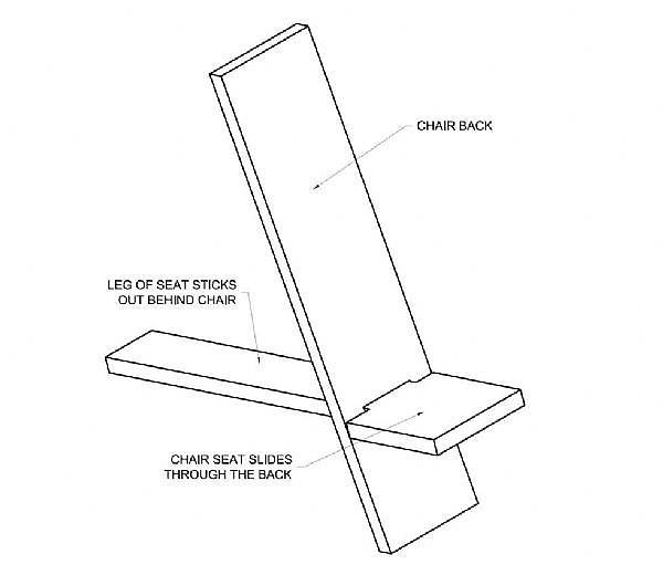 Simple Instructions For A Bog Chair