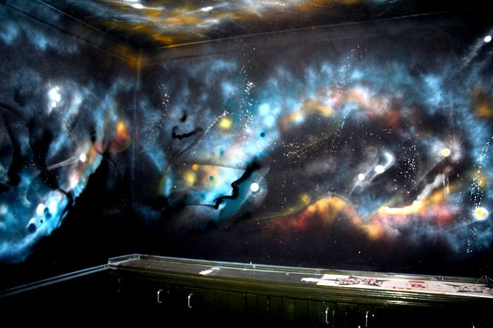 Citlali VIP Room Mural Cont. Interesting Feature I Imagined For This Room   The U0027window Wallu0027 Looking Out Onto The Dance Floor Can Be Adjusted In ...