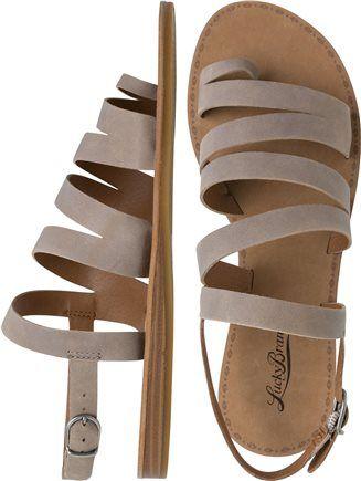 1570fb14c94eb A donde quiera que vayas estas sandalias te harán lucir hermosa y cómoda   Sandalias  Estilos