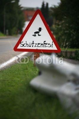 Schützenfest Vorsicht Besoffene Kreuzen Schützenfeste Pinterest
